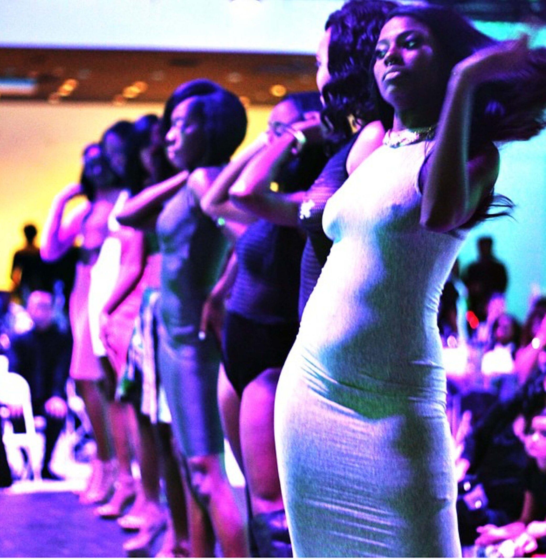 Black Swan Fashion Show 2K14